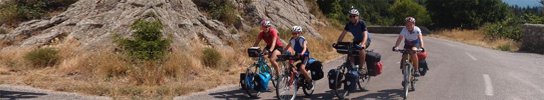 Vacances Vélo Famille